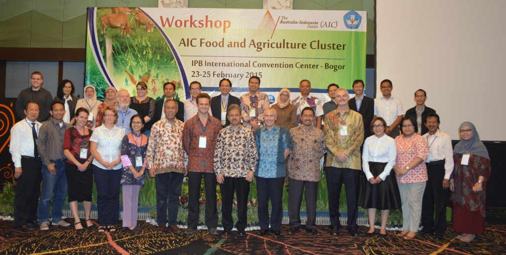Workshop AIC- Food and Agriculture Cluster